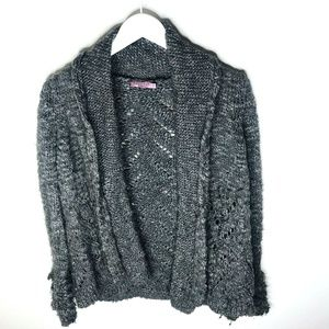 Calypso St Barth Merino Wool Women's Cardigan S